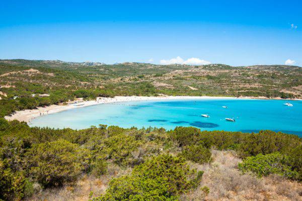 spiagge della corsica