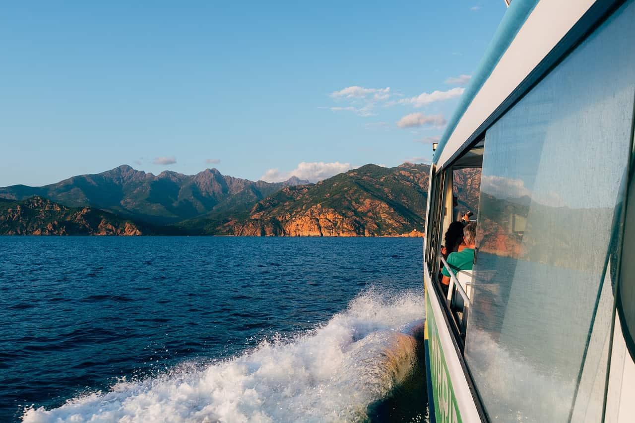 guida corsica raggiungere isola