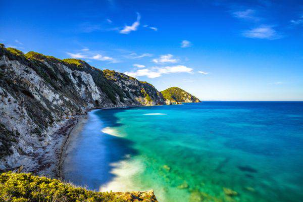 guida isola d'elba spiagge