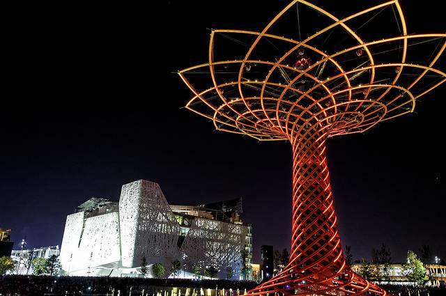 Expo di milano finalmente la tanto attesa riapertura al for Expo milano 2017
