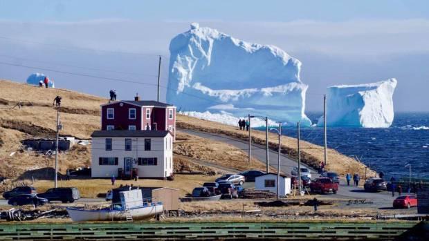ferryland-iceberg fonte youtube