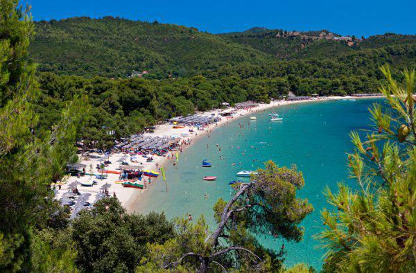 spiagge più belle della grecia