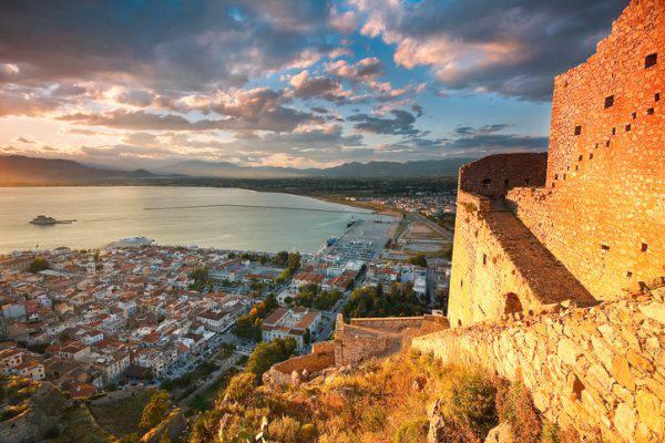 posti romantici grecia