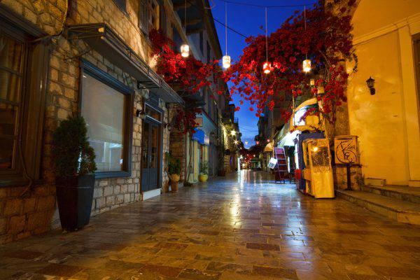 luoghi romantici in Grecia