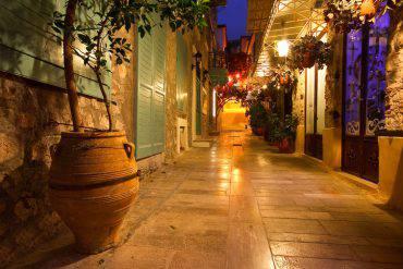 luoghi romantici grecia