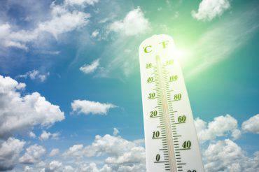 meteo caldo estate