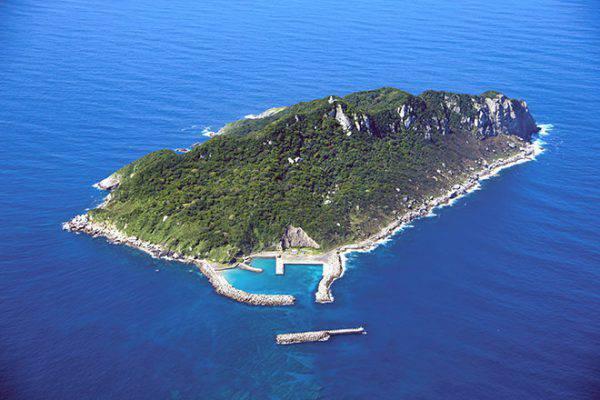 Okinoshima fonte Asahi