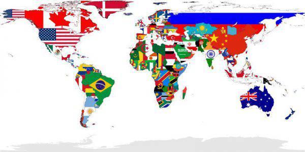 Il giro del mondo dalla A di Albania alla Z di Zimbawe fonte websource