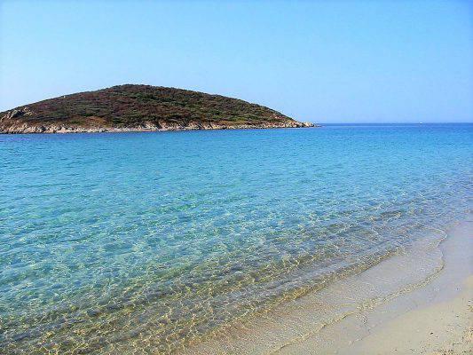 spiaggia più bella d'italia