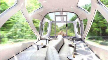 Il treno di super lusso che è anche un hotel fonte youtube
