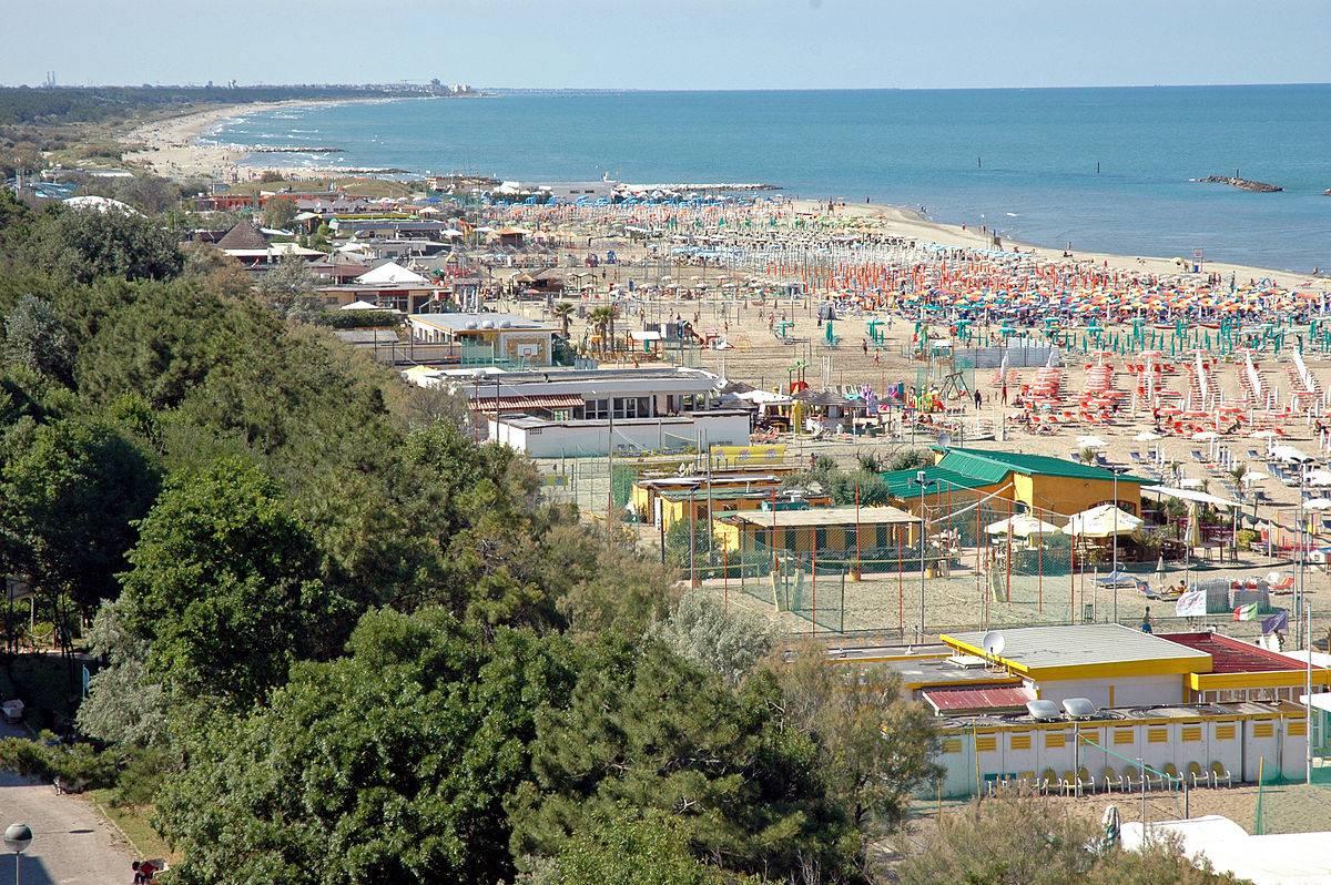 Matrimonio Sulla Spiaggia Emilia Romagna : Bandiere blu le spiagge dell emilia romagna
