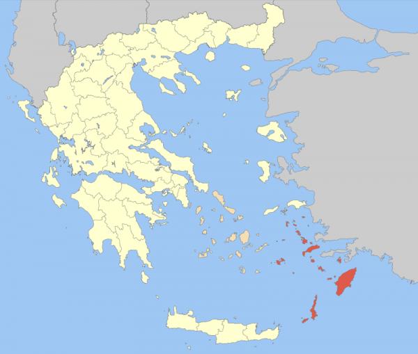 Isole Della Grecia Gli Arcipelaghi E Le Mappe Tutte Le Informazioni
