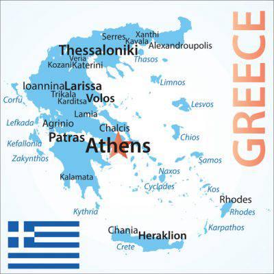 Cartina Della Grecia Con Isole.Isole Della Grecia Gli Arcipelaghi E Le Mappe Tutte Le Informazioni