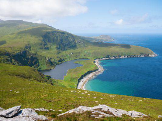 achill island irlanda
