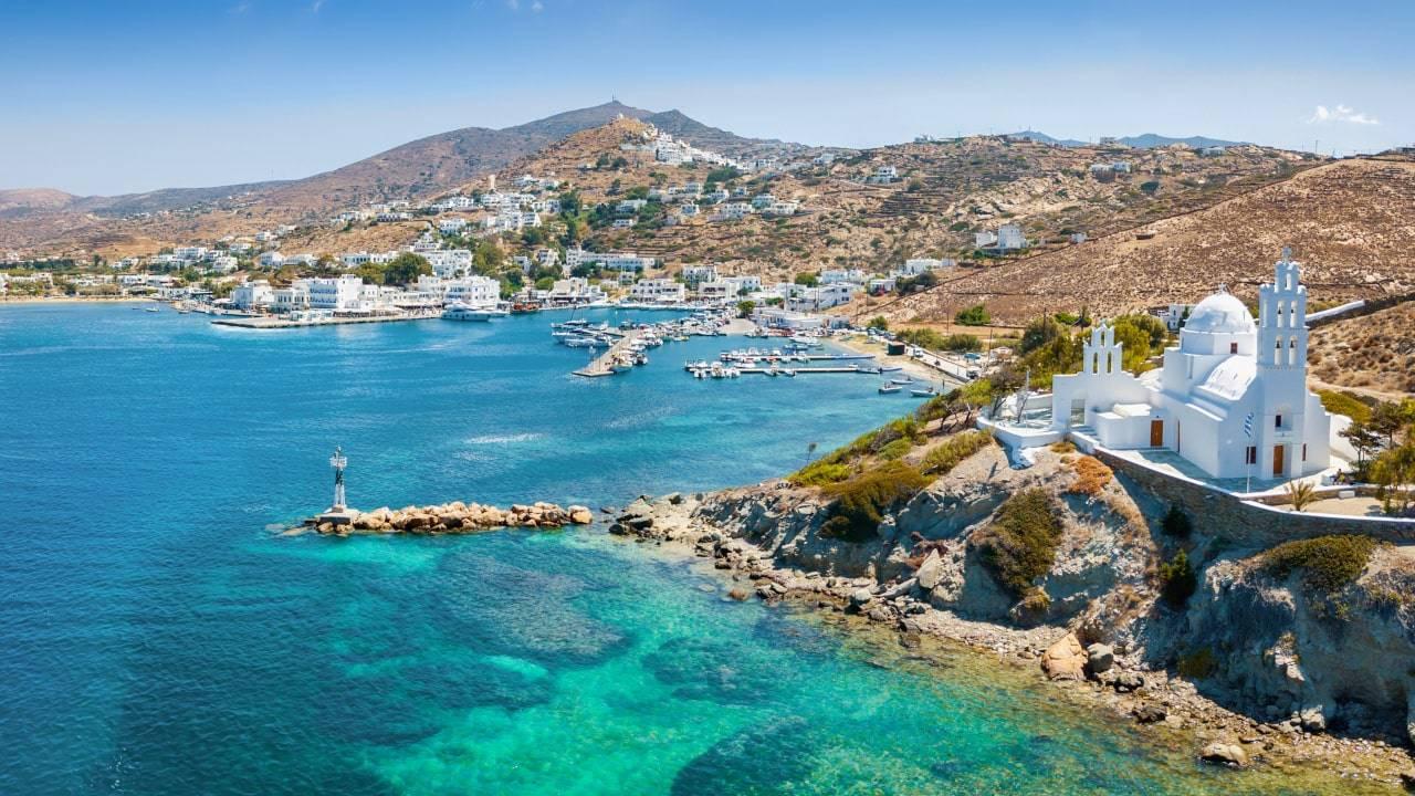 guida isole grecia ios