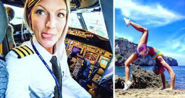 Questa pilota Ryanair sta facendo impazzire il web