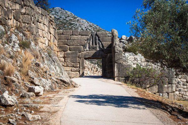 guida grecia luoghi mitologici