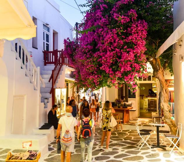 Mykonos scontrino choc al ristorante: 600 euro per i calamari