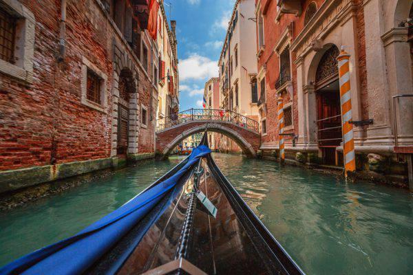venezia come barcellona