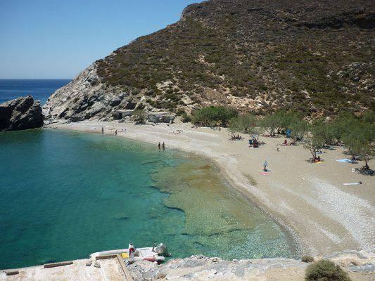 guida isole grecia folegandros