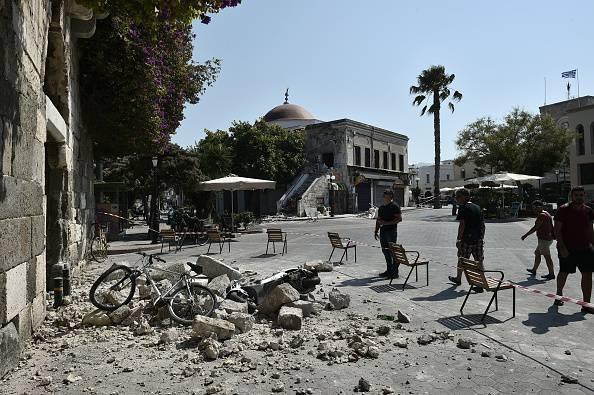 Grecia terremoto