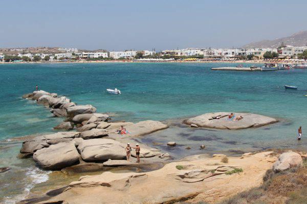 guida naxos spiagge