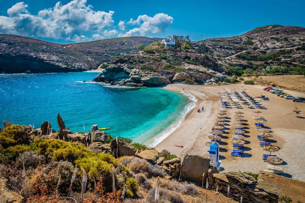 guida isole grecia andros