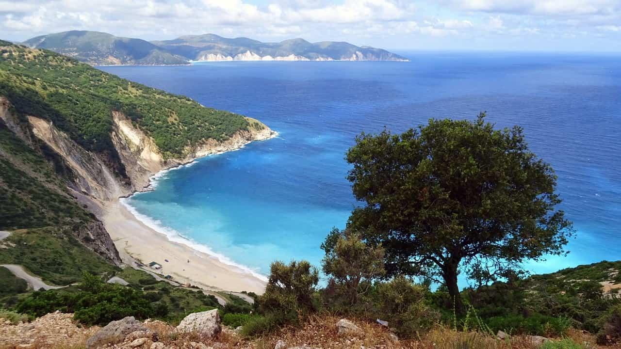 guida grecia isole ionie