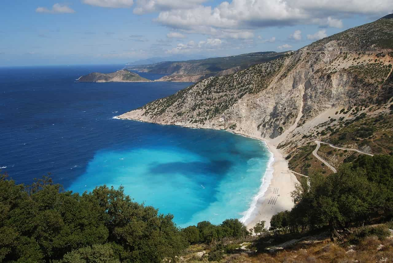 guida isole grecia cefalonia