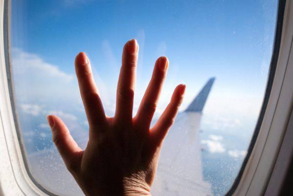 emergenza in volo