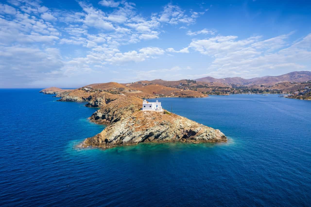 guida isole grecia kea