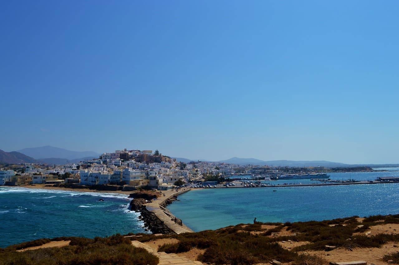guida isole grecia naxos