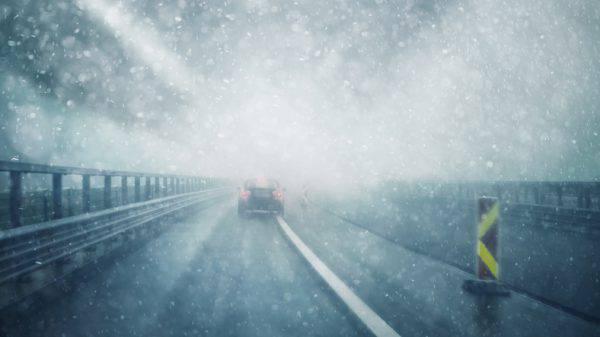 nevica in italia