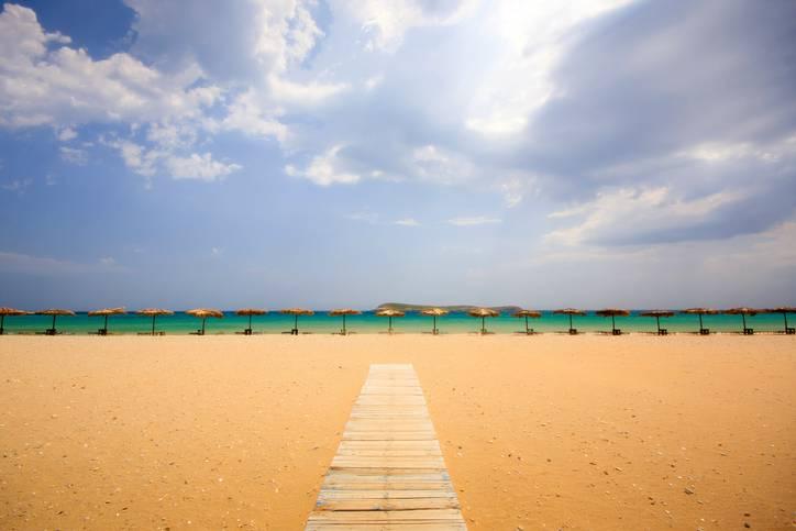 guida paros spiagge