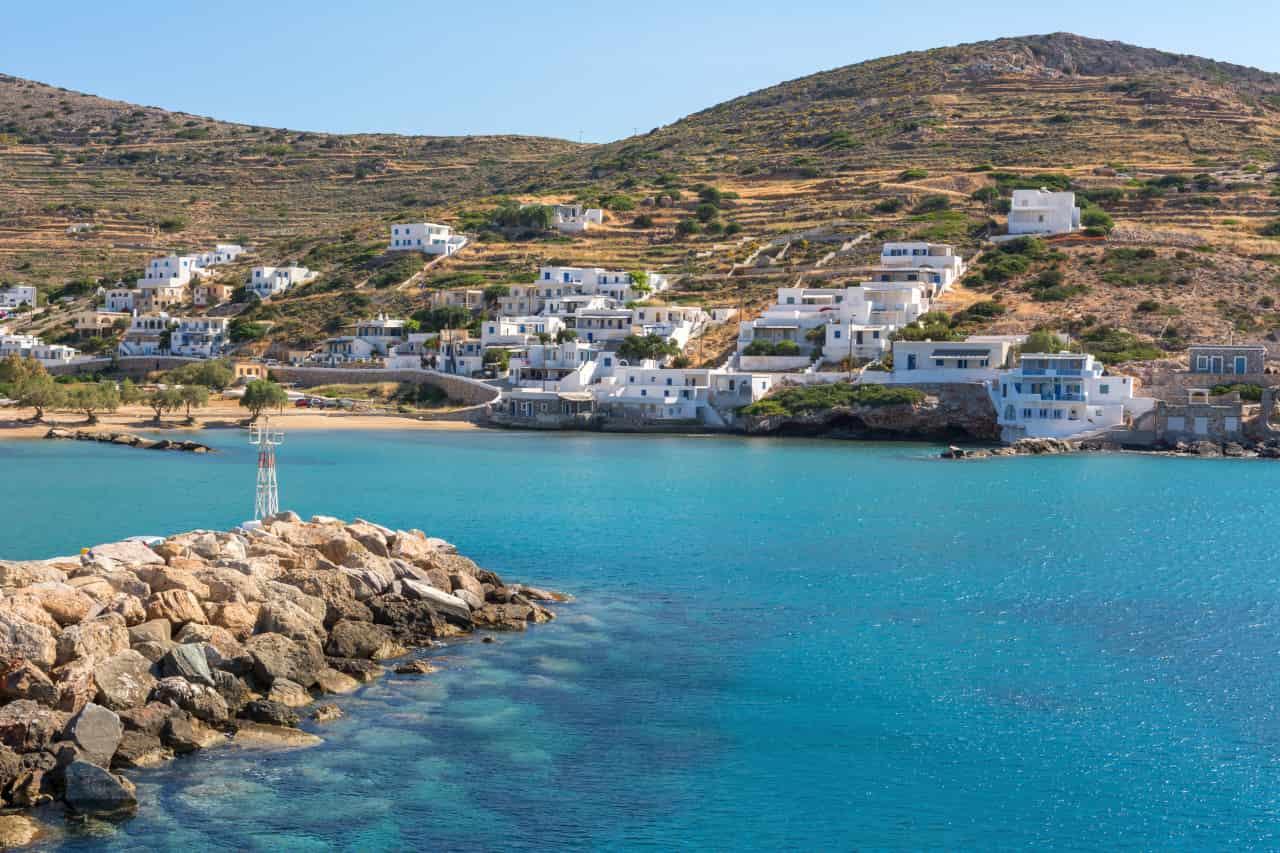 guida isole grecia sikinos