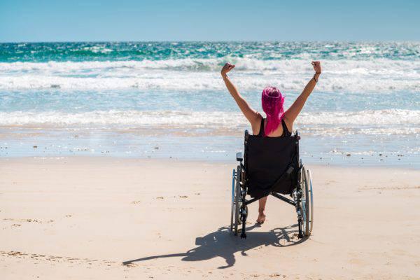 spiagge per disaabili