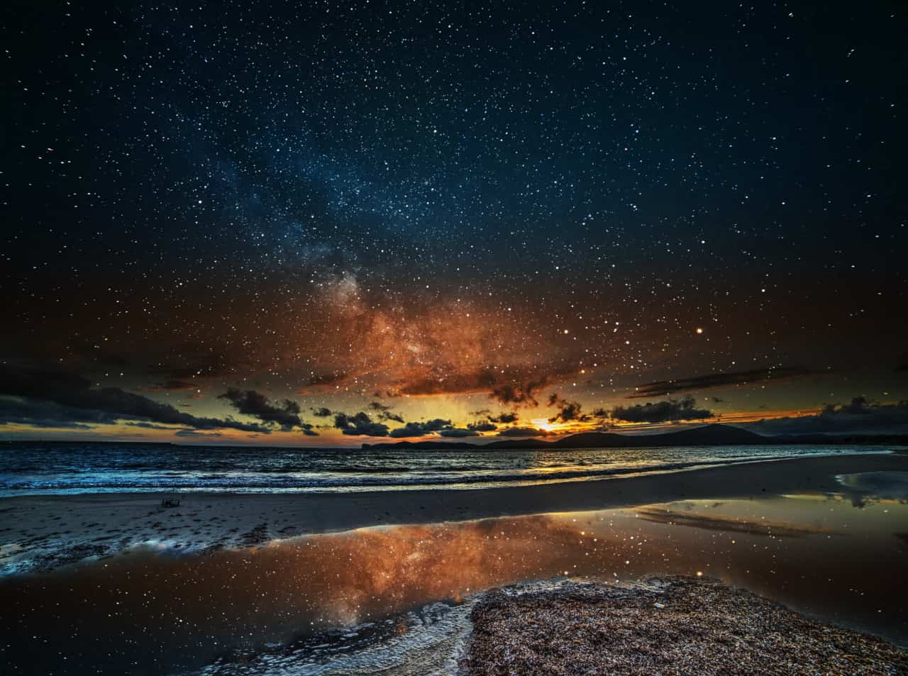 stelle cadenti spiagge