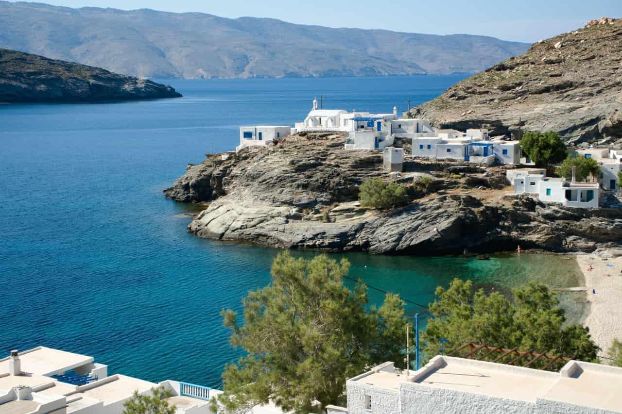 guida isole grecia tinos