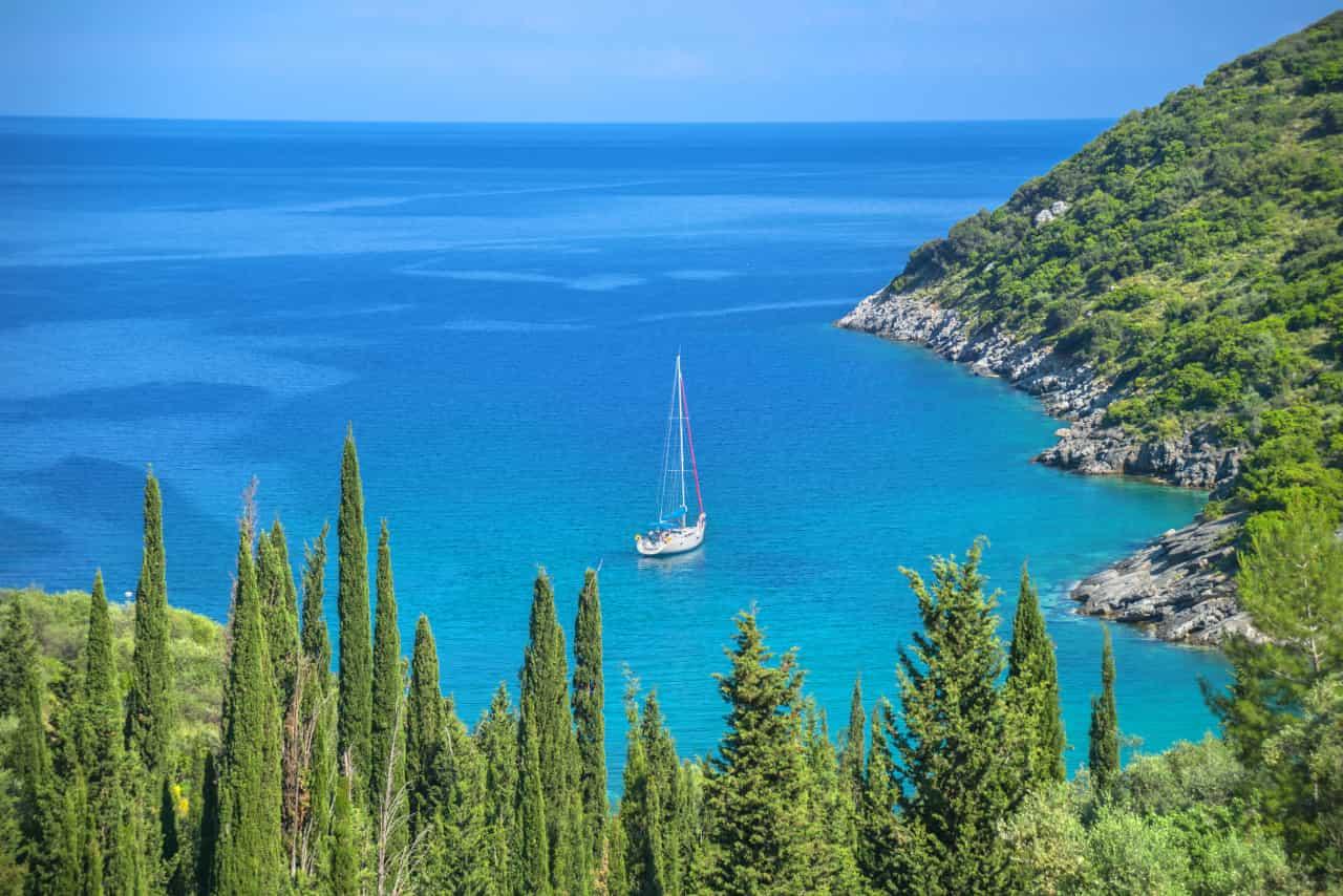 guida isole grecia itaca