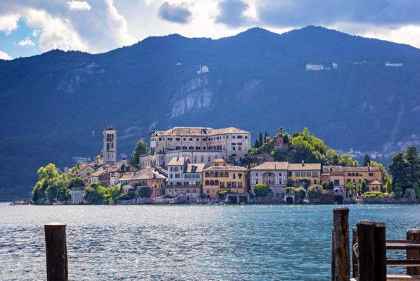 Villa Crespi Lago D Orta