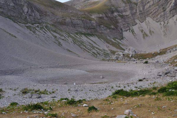 lago scomparso