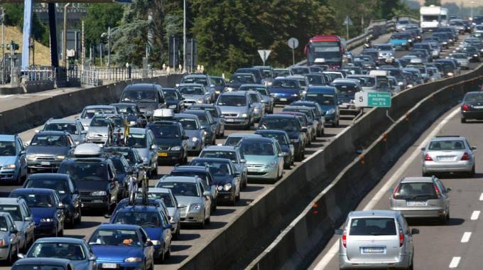 traffico incidente