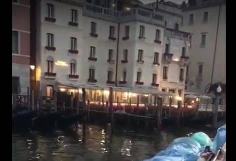 scandalo a venezia