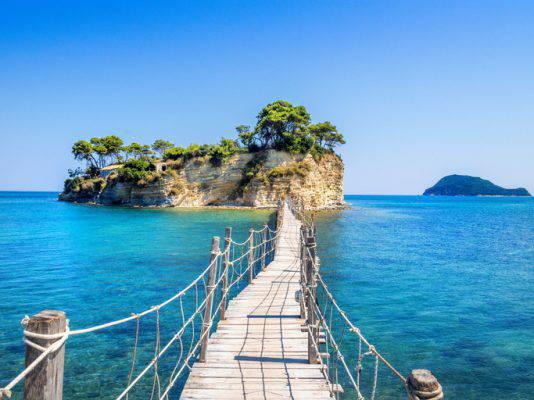 guida isole grecia zante