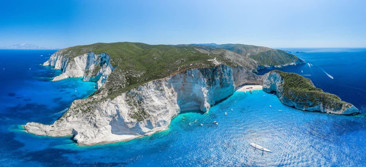 Guida alle isole della Grecia: alla scoperta di Zante