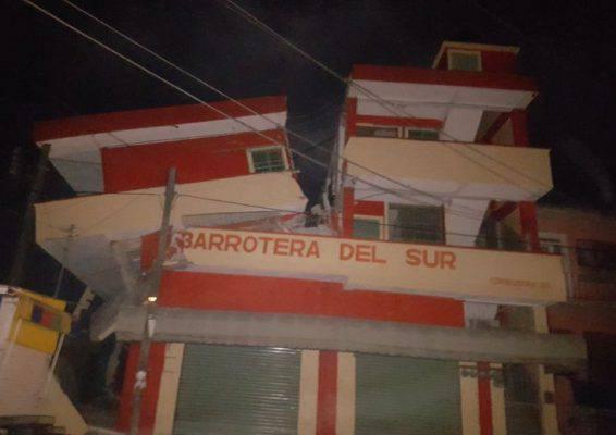 Messico, violentissima scossa di magnitudo 8.4: 3 vittime
