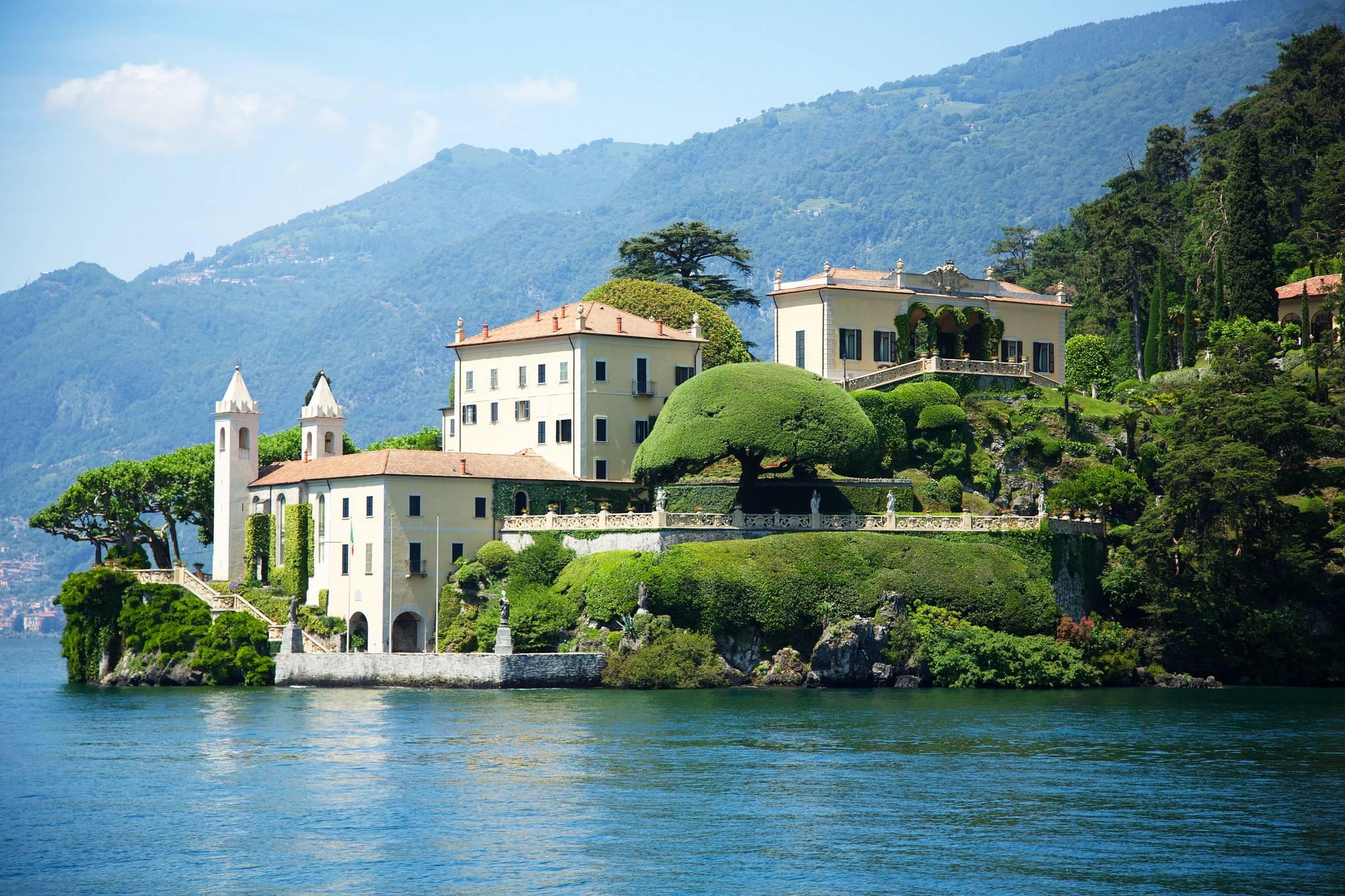 Ristorante Hotel Villa Belvedere - 22010 Argegno - Alberghi