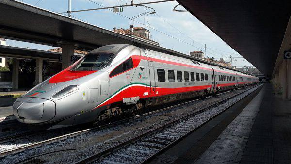 treno da milano a francoforte