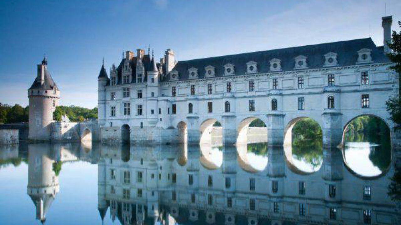 Cartina Geografica Della Loira Francia.Castelli Della Loira La Guida Alla Meraviglia Di Francia