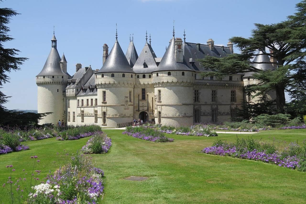 guida castelli loira